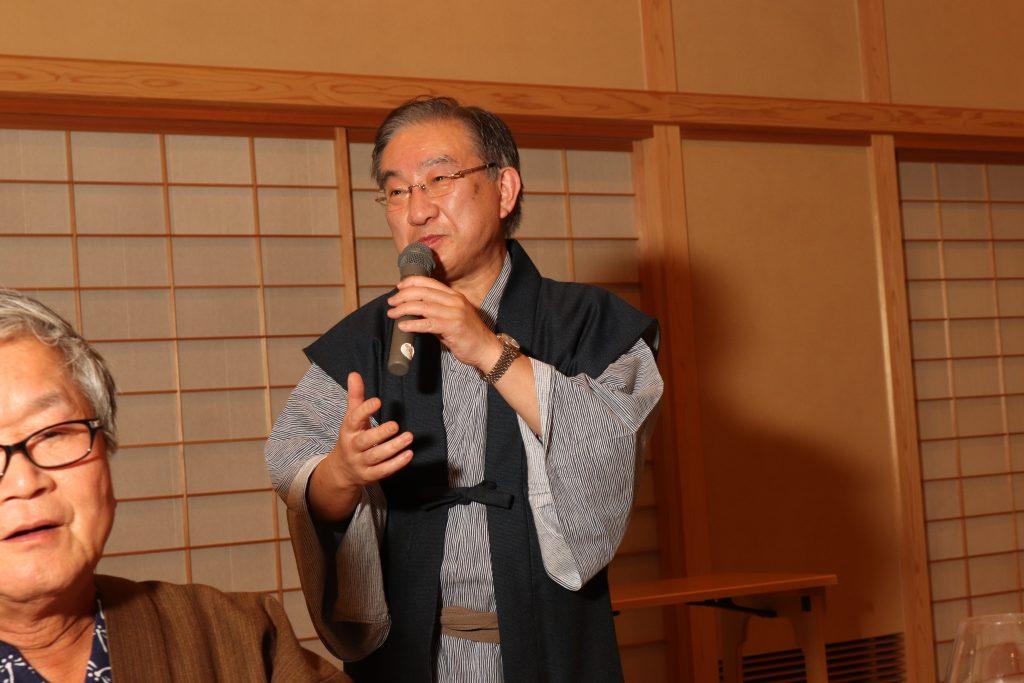 30周年 秋の親睦旅行会 in修善寺 あさば