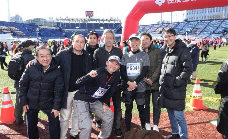 第17回 新宿シティハーフマラソン