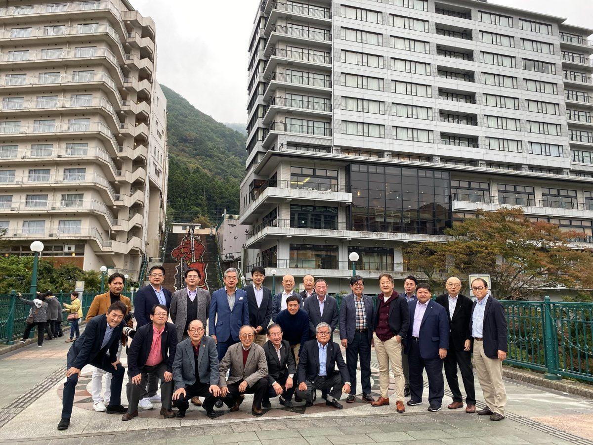 秋の親睦旅行会2019 in 日光・鬼怒川