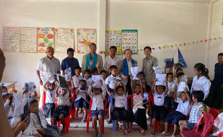 カンボジア新都心スクール訪問2019