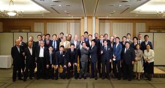 「会長・幹事感謝の会」